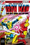 Iron Man (1968) #117 Cover
