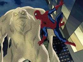 The Sandman returns in Marvel's Ultimate Spider-Man