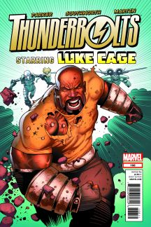Thunderbolts (2006) #168