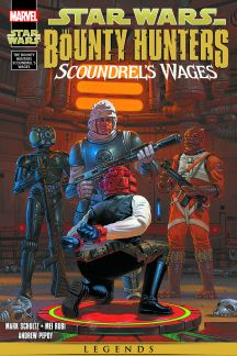 Star Wars: The Bounty Hunters - Scoundrel'S Wages #1
