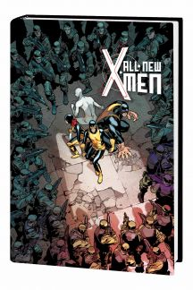 ALL-NEW X-MEN VOL. 2 HC