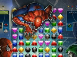 Marvel Puzzle Quest Comes to Console