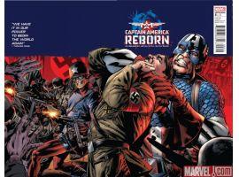 Captain America: Reborn (2009) #2