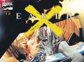 EARTH X #12 COVER