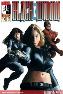 Black Widow: Breakdown (2001) #1