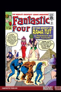 Fantastic Four (1961) #19