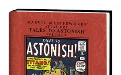 MARVEL MASTERWORKS: ATLAS ERA TALES TO ASTONISH VOL. #0