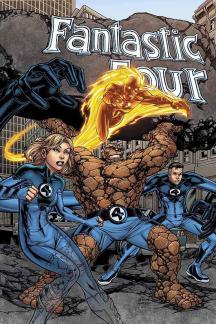 Marvel Adventures Fantastic Four (2005) #1