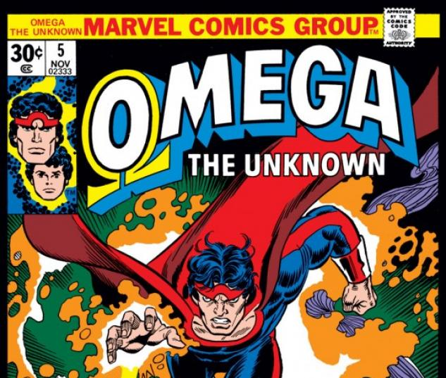 Omega the Unknown #5