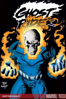 Ghost Rider Saga (2008) #1