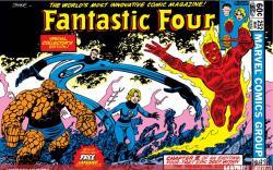 FANTASTIC FOUR #252