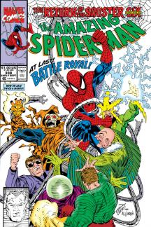 Amazing Spider-Man #338