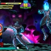Marvel vs. Capcom 3 screenshot: Galactus vs. Captain America