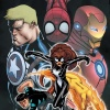 Avengers Academy Giant-Size #1 cover by Ed McGuinnezz