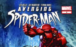 AVENGING SPIDER-MAN 2