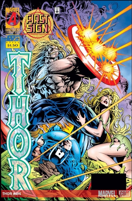 Thor (1966) #496