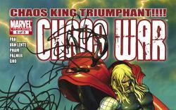 Chaos War (2010) #5
