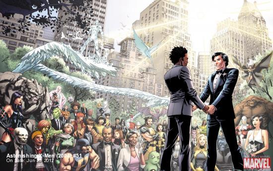 Astonishing X-Men (2004) #51