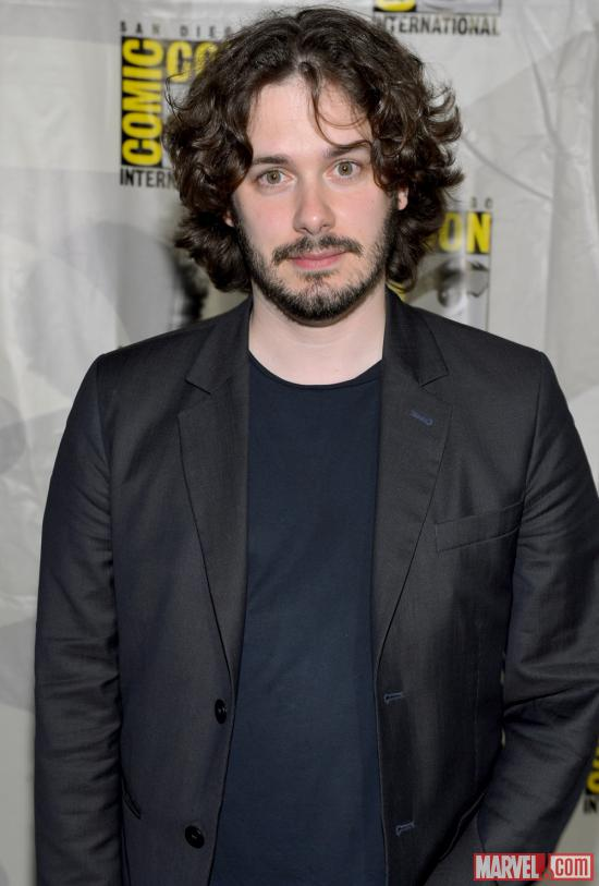 Ant-Man director Edgar Wright at San Diego Comic-Con 2012