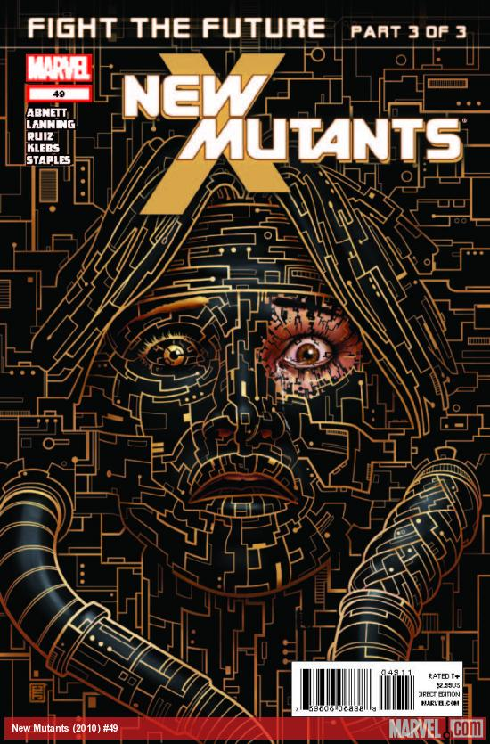 NEW MUTANTS 49