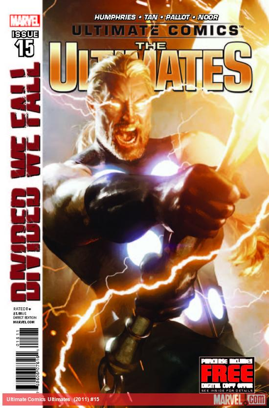 ULTIMATE COMICS ULTIMATES 15 (WITH DIGITAL CODE)