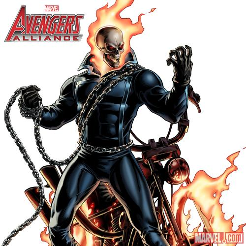 Avengers Alliance Spec Op 4: All Hallows