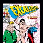 Excalibur (1988) #56 Cover