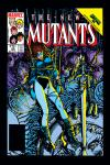 New Mutants (1983) #36 Cover
