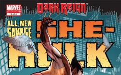 All-New Savage She-Hulk (2009) #3 Cover