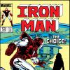 Iron Man (1968) #204 Cover