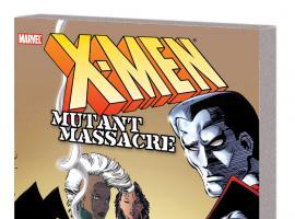 X-MEN: MUTANT MASSACRE TPB