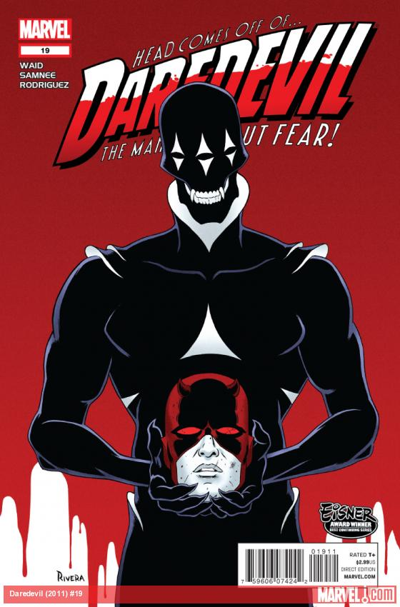 Cover: Daredevil (2011) issue #19