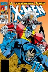 Uncanny X-Men #295 