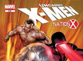 Uncanny X-Men #515