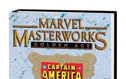 MARVEL MASTERWORKS: GOLDEN AGE ALL-WINNERS VOL. 1 TPB VARIANT (DM ONLY)