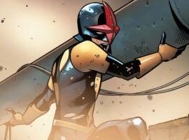 Marvel AR: Nova #8 Cover Recap