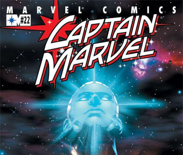 Captain Marvel (2000) #22