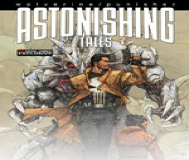 Astonishing Tales: Wolverine/Punisher (2008) #3