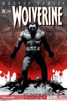 Wolverine #169