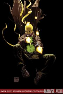 Immortal Iron Fist: Orson Randall and the Death Queen of California (2008) #1