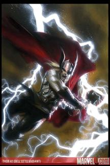 Thor (2007) #2 (50/50 variant)