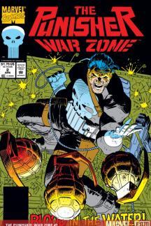 The Punisher: War Zone (1992) #2