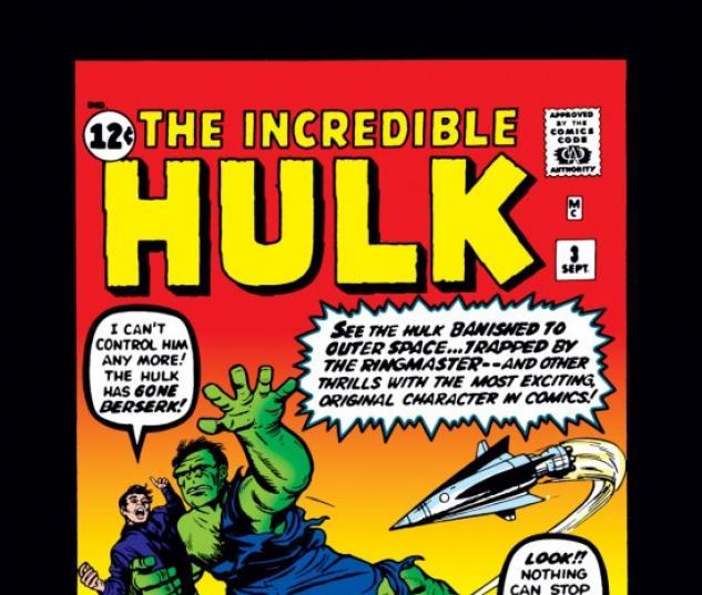 Incredible Hulk (1962) #3