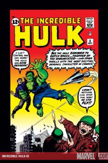 Marvel Masterworks: The Incredible Hulk Vol. 1 (Hardcover)