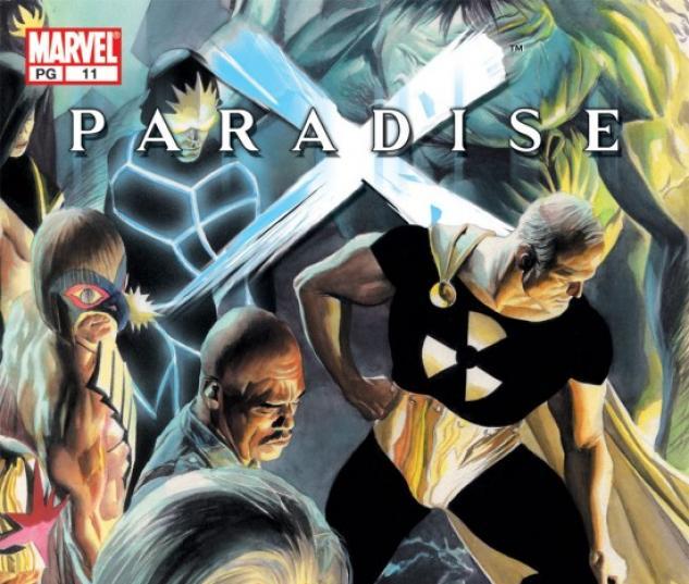 Paradise X #11