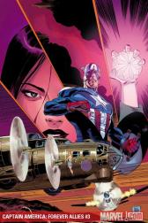 Captain America: Forever Allies #3