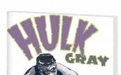 HULK: GRAY COVER