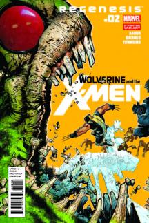 Wolverine & the X-Men (2011) #2 (2nd Printing Variant)