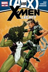 X-Men Legacy #266 