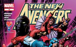 New Avengers (2004) #12